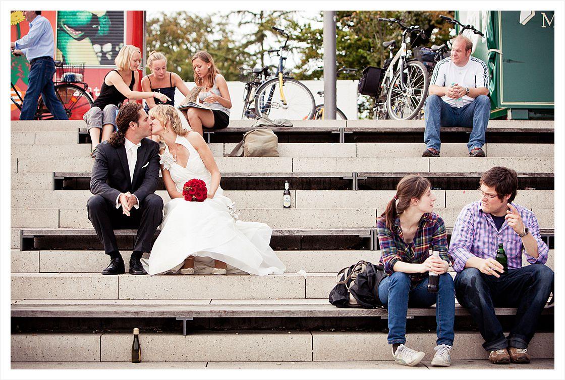 Hochzeitsfotograf, Hochzeitsreportage, Fotograf, NRW, Münster, Aasee, Leifhelm Foto