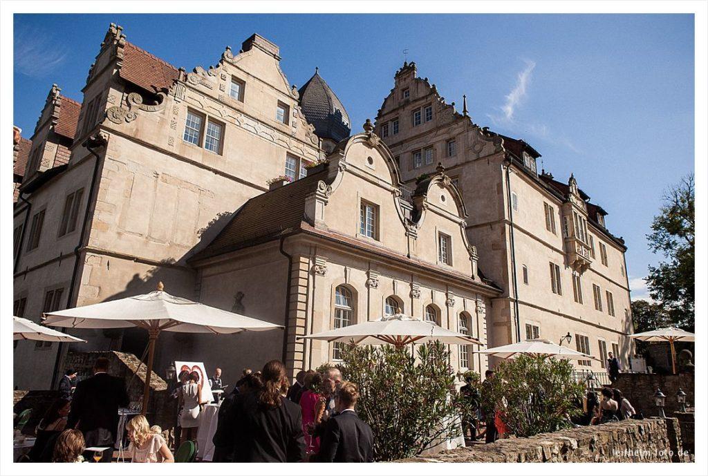 Schlosshotel Münchhausen - Hochzeitsfotograf Leifhelm Foto
